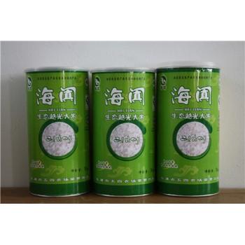【五四农场】海阗牌越光大米 精品桶越光有机米1kg