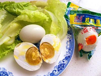【溢流香】咸鸭蛋 初产土鸭蛋加工 松油沙香 60枚